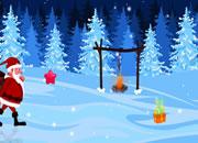 圣诞老人送礼物冒险