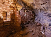 Gila Cliff Dwellings Escape