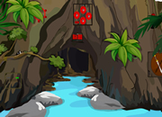 逃离地下河溶洞