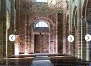 逃离圣米歇尔山教堂