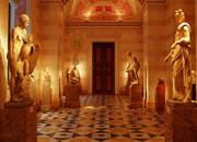 逃离罗马博物馆