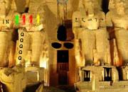 逃离埃及金字塔