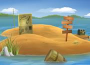 逃离五个小岛
