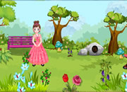 Princess Pinky Escape From Garden