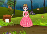 Princess Pinky Escape From Wild Forest