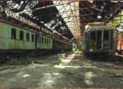 Escape From Train Graveyard