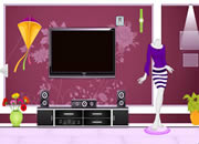 Rockstar Girl Room Escape