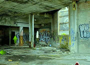 Escape From Packard Automotive Plant