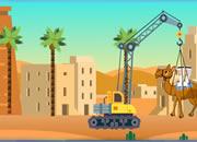 救骆驼逃脱