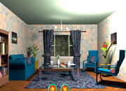 LoL Hidden Objects House Escape 2