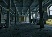 逃出尘旧的工厂