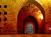 逃離古代宮殿