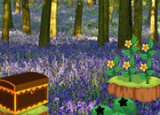 Escape Butterflies In Flower Forest