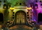 逃离古老宫殿
