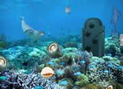 Casper Underwater Escape