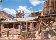 Mining Town Cowboy Escape