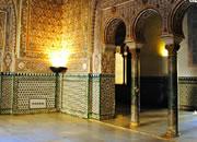 Escape From Alcazar Of Seville