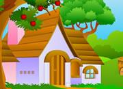 逃离花园木屋