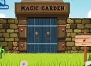 Escape magic garden