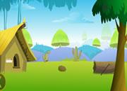 救猿猴逃出笼子