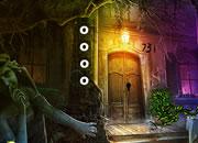 逃离神秘黑暗房子