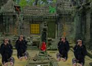 逃离猴子神庙