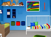 Cute Kids Room Escape