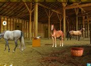 Horse Barn Escape