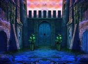 逃离蓝色城堡