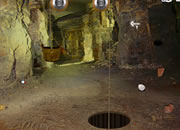 Abandoned Limestone Mine Escape