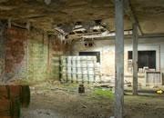 Abandoned Ruined House