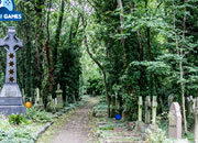Escape Highgate Cemetery Gothic