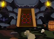 逃离幽灵洞窟