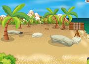 逃出优美的小岛