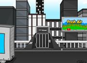逃离计划:城市
