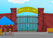 Toon Escape - Mini Golf