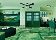 逃出翡翠绿色房间
