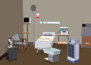 逃离ICU病房