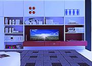 逃出惊艳蓝色房间