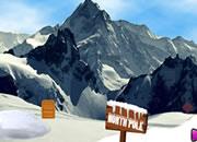 Escape From North Glacier
