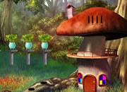 逃离毒蘑菇森林