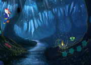 Fireflies Forest Escape