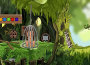 Tarzan Forest House Escape