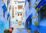 Blue City Chefchaouen Escape