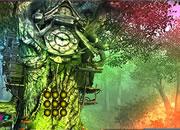 逃离幻想森林神庙