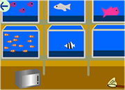逃出热带鱼店