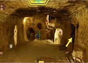 逃出神秘岩石洞窟