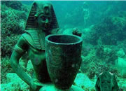 Egyptian Underwater World Escape