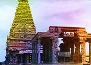 逃離大型古廟
