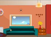 Beauty Brown Room Escape